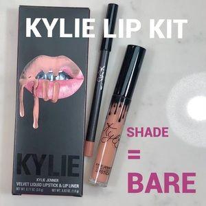 Kylie Jenner Lip Kit - Bare